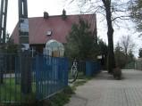 Droga do kościoła w Ostrowie