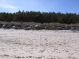 Karwia, plaża