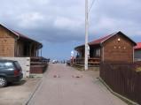 Dojście do plaży w Rewie