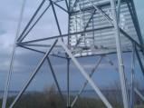 Konstrukcja wieży w Rewie
