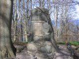 Obelisk na Pamiątke objęcia Pomorza przez Wojsko Polskie 10 lutego 1940 roku
