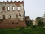 Ruiny Zameku w Krupe