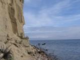 Gdynia, klify