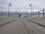 Molo w Gdyni Orłowie