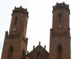 Kościół w Krokowej, wieże