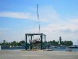 Port Jastarni, Marine Travelift