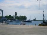 Port Jastarnia, Morze Bałtyckie