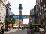 Ulica Długa, w stronę portu