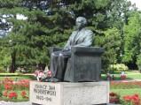 Pomnik Paderewskiego w Parku Ujazdowskim