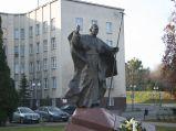 Pomnik Jana Pawła II w Chełmie