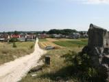 Pomnik w miejscu walk koło Józefowa