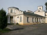 Pałac Ossolińskich, widok z boku