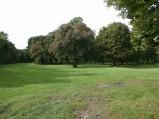 Park przy Pałacu Ossolińskich