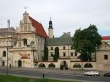 klasztor Karmelitów Bosych oraz Kościół św. Józefa Oblubieńca NMP
