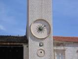 Wieża zegarowa w Dubrowniku