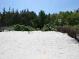 Plaża w Lubiatowie, wejście nr 39
