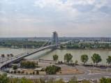 Bratysława, Nowy Most, restauracja UFO