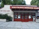 Zabytkowa kopalnia kredy w Chełmie