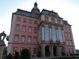 Zamek Książ, wejście