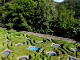 Zamek Książ, ogród
