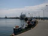 Hel, port
