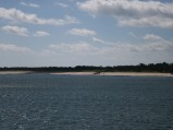 Plaża we Władysławowie, dzika plaża