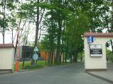 Cetniewo, brama wjazdowa we Władysławowie