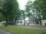 Wjazd do Ośrodek Sportu we Władysławowie