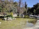 Staw, Ogród Narodowy w Atenach