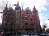 Budynek Casa de les Punxes, Barcelona