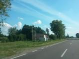 Dojazd do świetlicy wiejskiej w Brakach