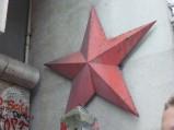 Gwiazda, Checkpoint Charlie w Berlinie