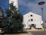 Plebania kościoła w Bibinje
