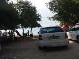 Przy plaży miejskiej w Bibinje