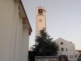 Wieża kościoła NMP w Bibinje
