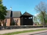 Dzwonnica kościóła Nawiedzenia NMP w Bielawach