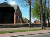 Prezbiterium, kościół Nawiedzenia NMP, Bielawy