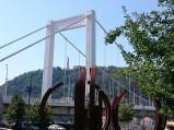 Przęsło Mostu Elżbiety w Budapeszcie
