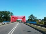 Most na rzece Brda w Bydgoszczy
