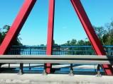 Rzeka Brda w Bydgoszczy