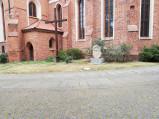 Krzyż przy Katedrze w Bydgoszczy