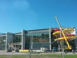 Koniec budowy, Chełmski Park Wodny, Chełm