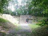 Miejsce pamięci w Kumowej Dolinie w Chełmie