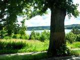 Jezioro Białe w Chmielnie