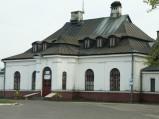 Stacja Kolejowa w Chotyłowie