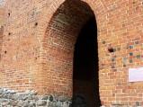 Brama w Zamku w Czersku