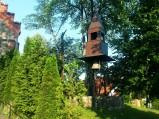 Dzwonnica kościoła w Dąbrównie