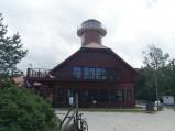 Wieża widokowa, Rybaczówka w Dębkach