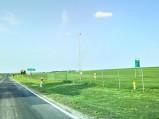 Pasy startowe, teren lotniska w Depułtyczach Królewskich