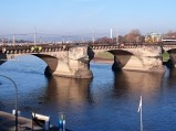 Most Augustusa, Drezno